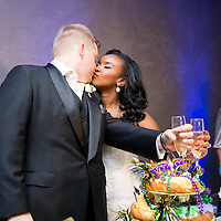Jim & Gina Wedding Samples | New Year's Eve | Immaculate Conception & Marriott on Canal | 1216 Studio Wedding Photography