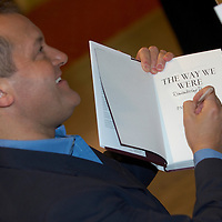 "The late Princess Diana's butler, Paul Burrell, promoting his second tell-all book on Diana ""The Way We Were"" at Glasgow Waterstone's bookstore, october 2006<br />"