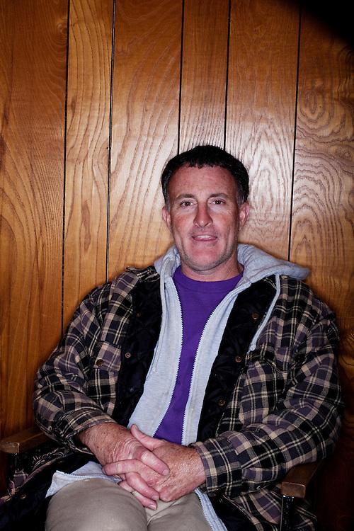 Stephen Paul Bonnecarrere Sr. at Daneco Alligator Farm in Houma, Louisiana on Friday, February 19, 2010.