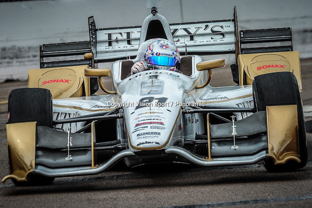 #21 JOSEF NEWGARDEN (USA) ED CARPENTER RACING (USA) CHEVROLET
