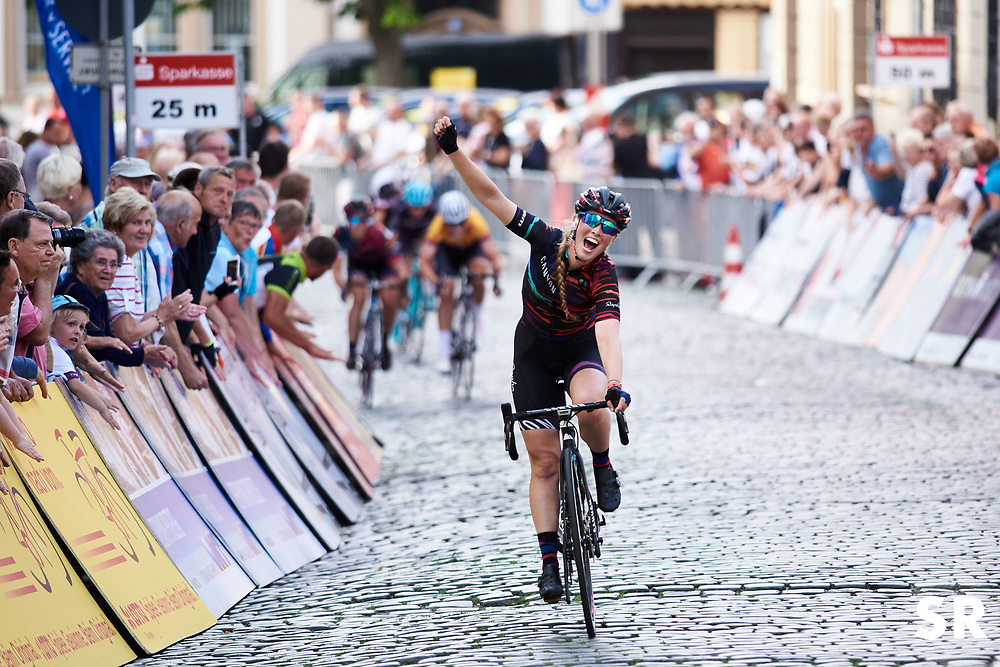 at Lotto Thuringen Ladies Tour 2018 - Stage 6, a 137.3 km road race starting and finishing in Gotha, Germany on June 2, 2018. Photo by Sean Robinson/velofocus.com