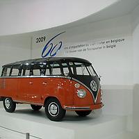 1951 Volkswagen Kombi Samba - Type 2, Celebrating 60 Years, Brussels Motor Show 2009