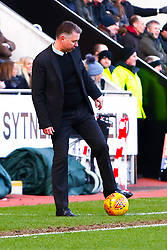 Doncaster Rovers manager Darren Ferguson - Mandatory by-line: Ryan Crockett/JMP - 24/02/2018 - FOOTBALL - Aesseal New York Stadium - Rotherham, England - Rotherham United v Doncaster Rovers - Sky Bet League One