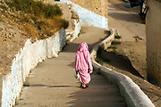 Moulay Idriss Zerhoun Medina, Middle Atlas, Morocco, 2016-08-28.<br />