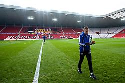 Luke Russe of Bristol Rovers arrives at The Stadium of Light - Mandatory by-line: Robbie Stephenson/JMP - 15/12/2018 - FOOTBALL - Stadium of Light - Sunderland, England - Sunderland v Bristol Rovers - Sky Bet League One