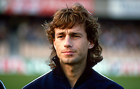 Jean-Philippe Durand, footballer, France & Toulouse, 19880404JPD..Copyright Image from Victor Patterson, 54 Dorchester Park, Belfast, UK, BT9 6RJ..Tel: +44 28 9066 1296.Mob: +44 7802 353836.Voicemail +44 20 8816 7153.Skype: victorpattersonbelfast.Email: victorpatterson@me.com.Email: victorpatterson@ireland.com (back-up)..IMPORTANT: If you wish to use this image or any other of my images please go to www.victorpatterson.com and click on the Terms & Conditions. Then contact me by email or phone with the reference number(s) of the image(s) concerned.