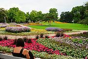 Luisenpark, Mannheim, Baden-Württemberg, Deutschland | Luisen Park, Mannheim, Baden-Wurttemberg, Germany
