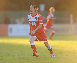 Bristol Academy's Natalia Pablos Sanchon - Photo mandatory by-line: Alex James/JMP - Mobile: 07966 386802 23/08/2014 - SPORT - FOOTBALL - Bristol  - Bristol Academy v Everton Ladies - FA Women's Super league