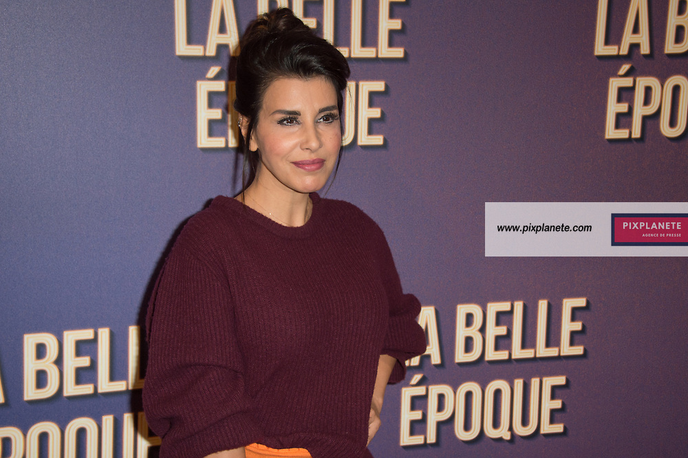 Reem Kherici Avant première du film La Belle Epoque Jeudi 17 Octobre 2019 Gaumont Opéra Paris