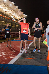 Beer Mile World Championships, Inaugural, Matt Marron, Open Heat 2