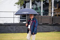 De Vos Ingmar, FEI President<br /> World Equestrian Games - Tryon 2018<br /> © Hippo Foto - Dirk Caremans<br /> 15/09/2018