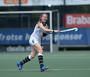 Surbiton's Rebecca Middleton during their opening game of the EHCC 2017 at Den Bosch HC, The Netherlands, 2nd June 2017