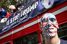 London: Stop Trump Campaign, 21 September 2016