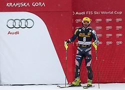 KOSTELIC Ivica  of Croatia during the 1st Run of Men's Slalom - Pokal Vitranc 2013 of FIS Alpine Ski World Cup 2012/2013, on March 10, 2013 in Vitranc, Kranjska Gora, Slovenia.  (Photo By Matic Klansek Velej / Sportida.com)