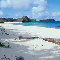 Fiji Islands, Yasawa Island, beach views