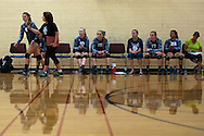 Kuna Klassic volleyball tournament at Kuna High School, Kuna, Idaho, August 28, 2015.