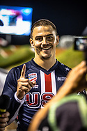 #24 (SHARRAH Corben) USA [Daylight, Faith, Avian] wins Round 7 of the 2019 UCI BMX Supercross World Cup in Rock Hill, USA