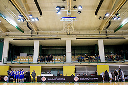 Arena during basketball match between KK Krka and HKK Siroki Wwin in 18th Round of ABA League 2012/13 on January 20, 2013 in Arena Leon Stukelj, Novo mesto, Slovenia. Krka defeated Siroki 74 - 71. (Photo By Vid Ponikvar / Sportida.com)