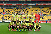 20170326 A League - Wellington Phoenix v Newcastle Jets