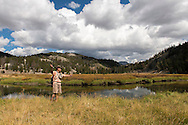 2013 AUG 31: Horsepack into the Wind River Range outside of Lander, WY.