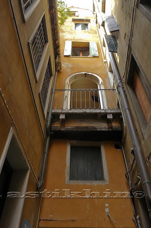 Balcony in Venice