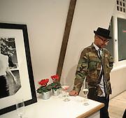 JASON NICHOLAS SELBY, Exhibition of photographs by Ellen von Unworth. Michael Hoppen Gallery. Jubilee Place, Chelsea. London. 22 October 2009.