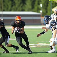 Football: Anderson University (Indiana) Ravens vs. North Park University Vikings