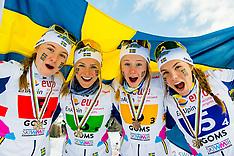 FIS Nordic Junior World Ski Championships - 03 February 2018