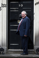 © Licensed to London News Pictures . 11/05/2015 . London , UK . PATRICK MCLOUGHLIN arrives at 10 Downing Street this afternoon (11th May 2015) . Photo credit : Joel Goodman/LNP