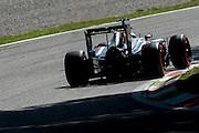 September 4-7, 2014 : Italian Formula One Grand Prix - Esteban Gutierrez (MEX), Sauber-Ferrari
