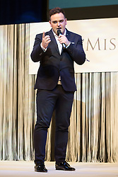 Ziga Lakner at Miss Sports of Slovenia 2015, on April 18, 2015, in Festivalna dvorana, Ljubljana, Slovenia