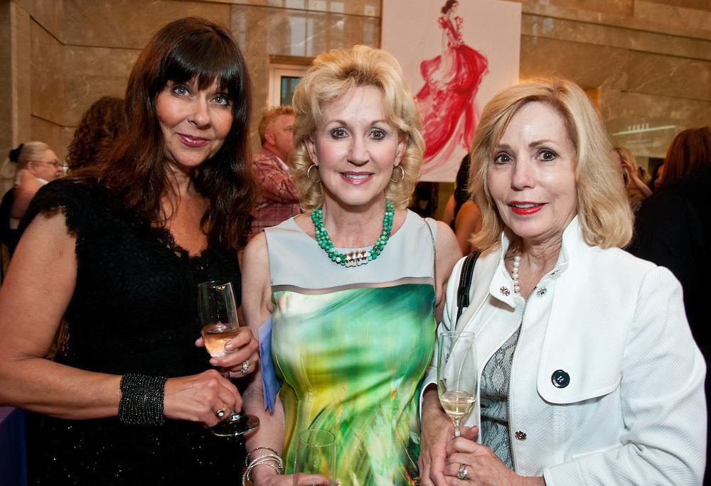 Betsy Hershberger, Starling Davis, Cathy Barnett