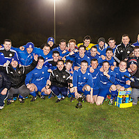 The Clare District Soccer League Hugh Kelly Memorial Divisional Cup WInning Team, Ennis Town