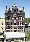 PHOTO STUDIO -- 17th Century French Renaissance architecture, 525 Main St.,Bethlehem,PA .May 1981