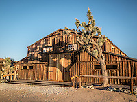 Pioneertown in the Yucca Valley near Joshua Tree National Park was once an Old West motion picture set.