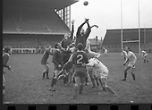 1968 - International Rugby Trials, Lansdowne Road.    C949.