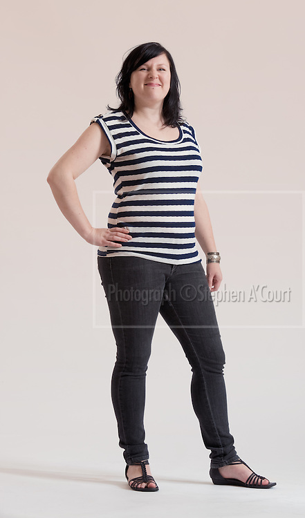 Studio portraits with NZ comedian Jennifer O'Sullivan.  http://www.wit.org.nz/