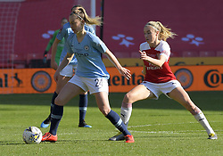 February 23, 2019 - Sheffield, England, United Kingdom - Keira Walsh (Manchester City) in possession during the  FA Women's Continental League Cup Final  between Arsenal and Manchester City Women at the Bramall Lane Football Ground, Sheffield United FC Sheffield, Saturday 23rd February. (Credit Image: © Action Foto Sport/NurPhoto via ZUMA Press)