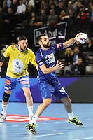 Dragan Gajic - 15.03.2015 - Montpellier / Kielce - 1/8Finale aller Ligue des Champions<br /> Photo : Andre Delon / Icon Sport