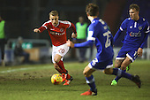 Oldham Athletic v Charlton Athletic 140217