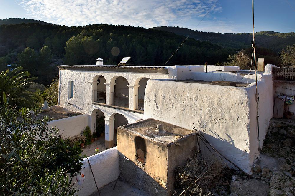 26/Noviembre/2009 Ibiza.Can Toni de sa Font de Morna..©JOAN COSTA