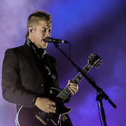 Paul Banks of Interpol, in Los Angeles.
