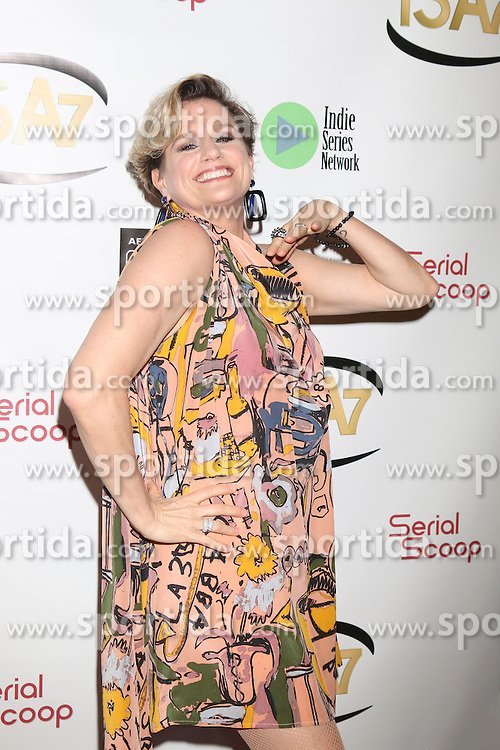Cady Huffman at the 7th Annual Indie Series Awards at the El Portal Theater on April 6, 2016 in North Hollywood, CA. EXPA Pictures © 2016, PhotoCredit: EXPA/ Photoshot/ Kerry Wayne<br /> <br /> *****ATTENTION - for AUT, SLO, CRO, SRB, BIH, MAZ, SUI only*****
