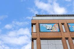 THEMENBILD - Die Heuvel Galerie ist das groeßte Shopping Center in Eindhoven und beherbergt auf drei Stoecken ueber 100 Geschaefte, Aufgenommen am 25. Juli 2016 // The Heuvel Galerie is the biggest covered shopping centre of Eindhoven. On its three floors it offers a home to over 100 shops in various categories, Eindhoven, Netherlands on 2016/07/25. EXPA Pictures © 2016, PhotoCredit: EXPA/ Sebastian Pucher