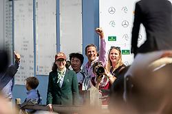 Guery Jerome, BEL, Quel Homme de Hus, Decroix Gaetan<br /> CHIO Aachen 2019<br /> Weltfest des Pferdesports<br /> © Hippo Foto - Stefan Lafrentz<br /> Guery Jerome, BEL, Quel Homme de Hus