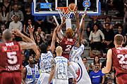 DESCRIZIONE : Campionato 2014/15 Dinamo Banco di Sardegna Sassari - Umana Reyer Venezia<br /> GIOCATORE : Julyan Stone<br /> CATEGORIA : Tiro Penetrazione Controcampo<br /> SQUADRA : Umana Reyer Venezia<br /> EVENTO : LegaBasket Serie A Beko 2014/2015<br /> GARA : Dinamo Banco di Sardegna Sassari - Umana Reyer Venezia<br /> DATA : 03/05/2015<br /> SPORT : Pallacanestro <br /> AUTORE : Agenzia Ciamillo-Castoria/L.Canu