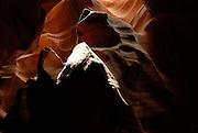 Antelope Canyon just outside of Page, AZ