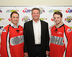 SUBWAY Super Series Press Conference-Barrie