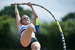 UKWAL Match 3, Norman Park, Bromley, London, United Kingdom on 16 July 2017. Photo: Simon Parker #PoleVault #Athletics #TrackandField #WSE&H #UKWAL