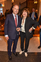 Jane Birkin and Viscount Chelsea at the Belmond Cadogan Hotel Grand Opening, Sloane Street, London England. 16 May 2019. <br /> <br /> ***For fees please contact us prior to publication***